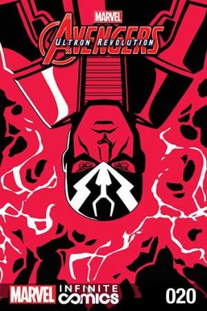 Marvel Universe Avengers: Ultron Revolution #20