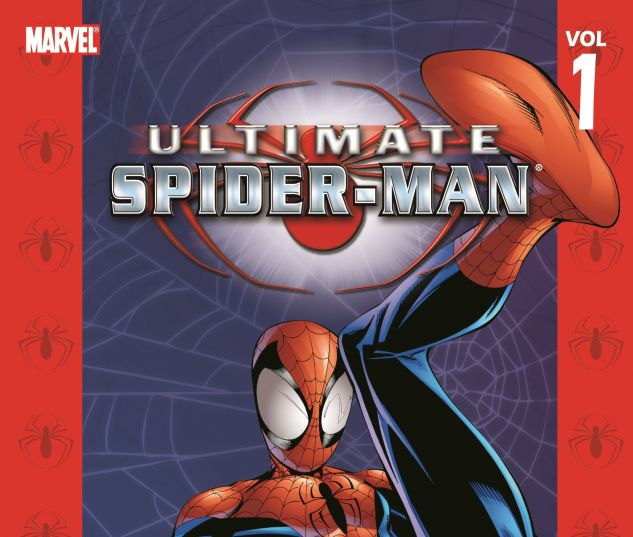 cover from Ultimate Spider-Man Vol.1: Power and Responsibility #0