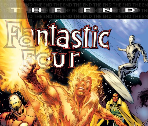 FANTASTIC FOUR: THE END (2006) #2