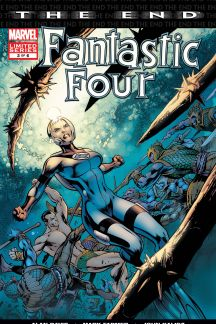 Fantastic Four: The End #3