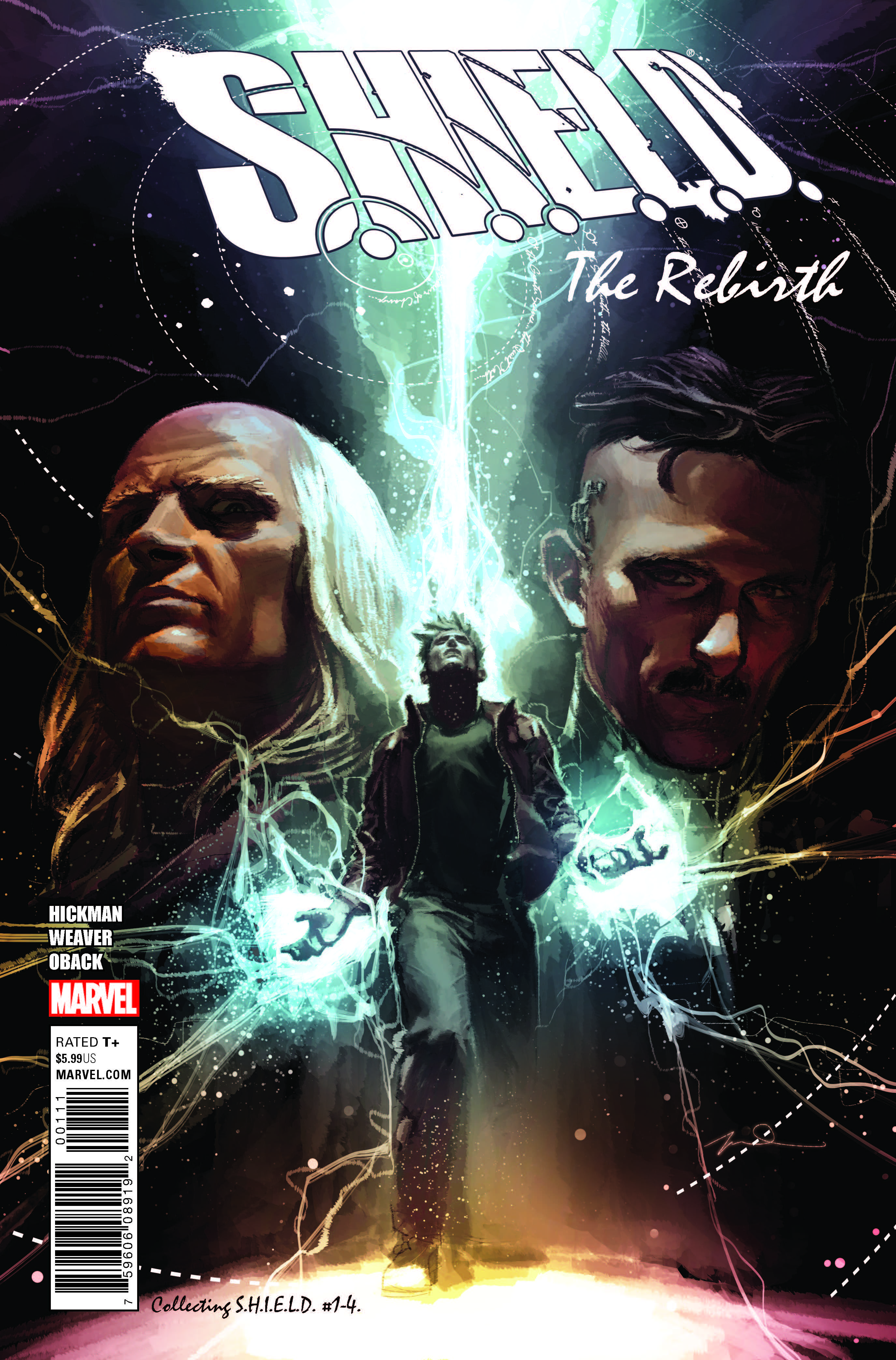 S.H.I.E.L.D. by Hickman & Weaver: The Rebirth (2018)