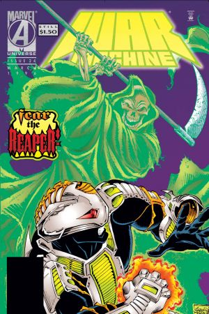 War Machine (1994) #24