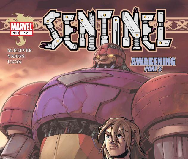 SENTINEL (2003) #12