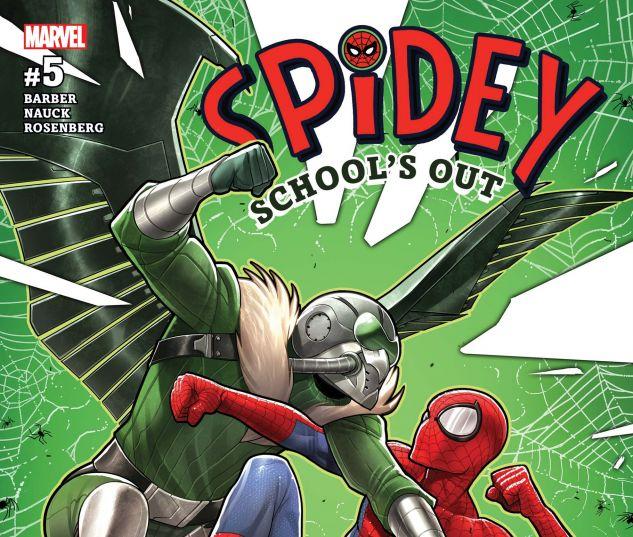 Spidey: CMX Digital Comic (2018) #5