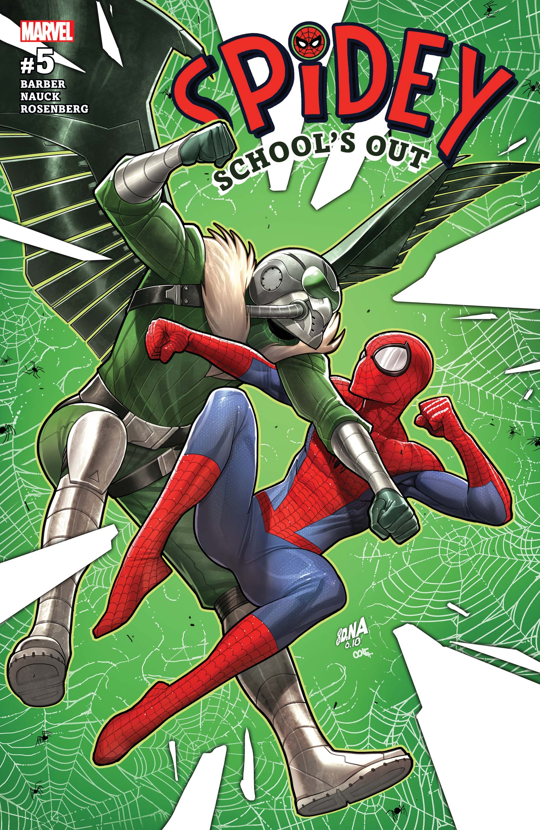 Spidey: School's Out (2018) #5