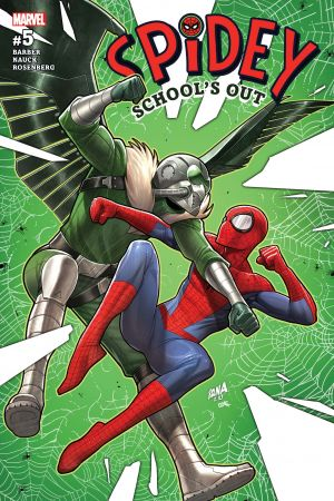 Spidey: School's Out #5