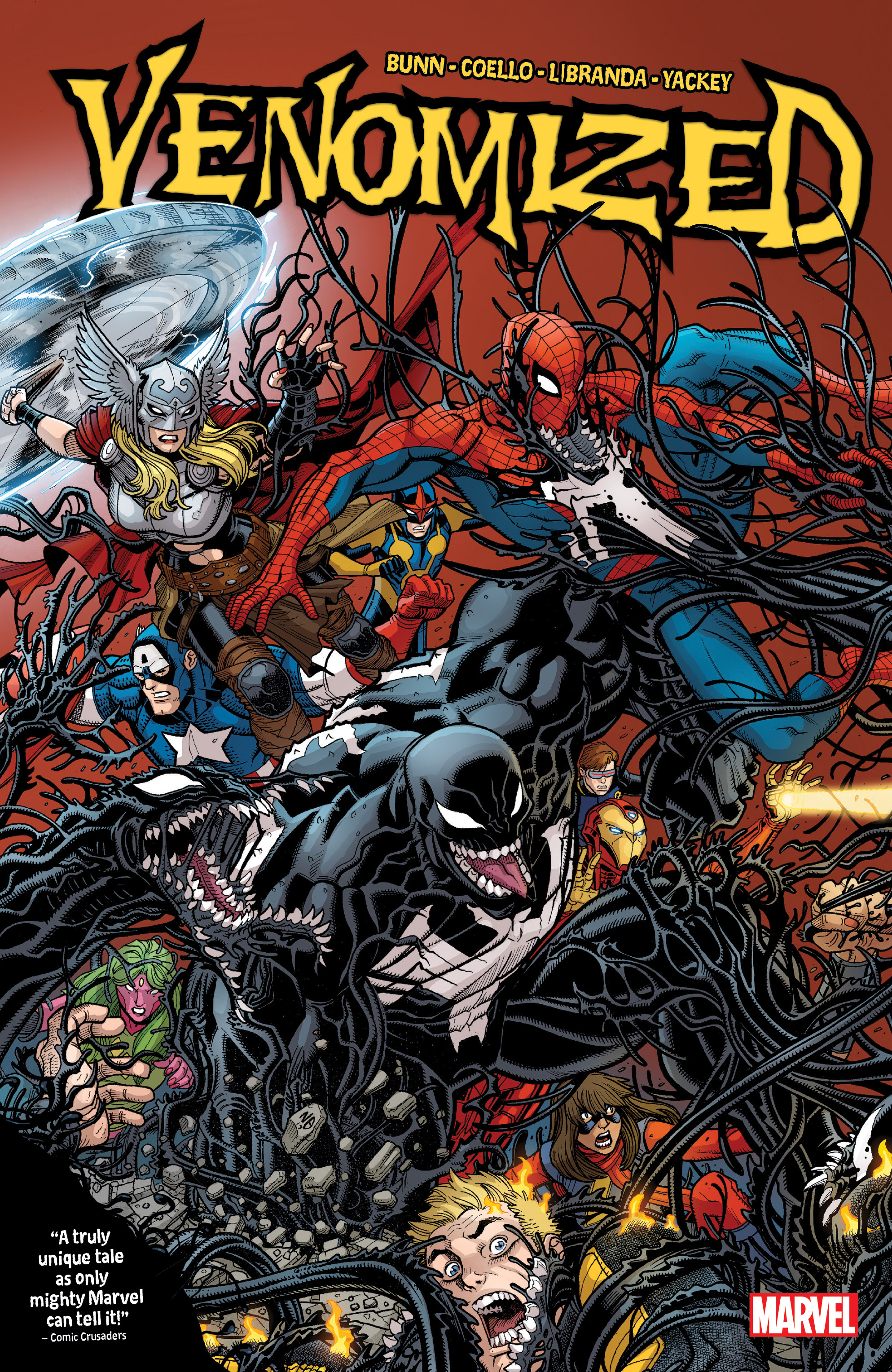 Venomized (2018) #1