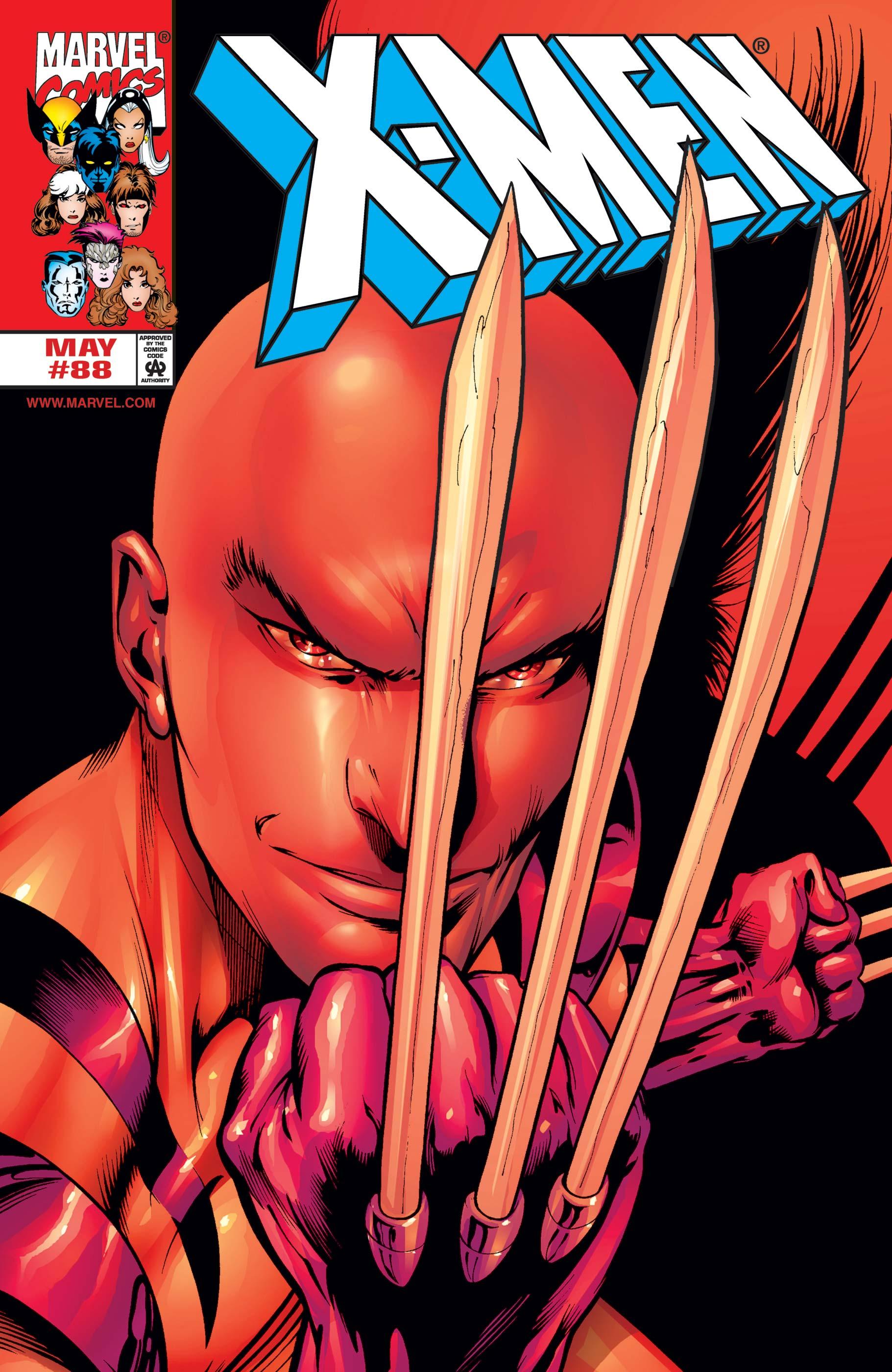 X-Men (1991) #88