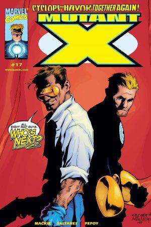 Mutant X #17
