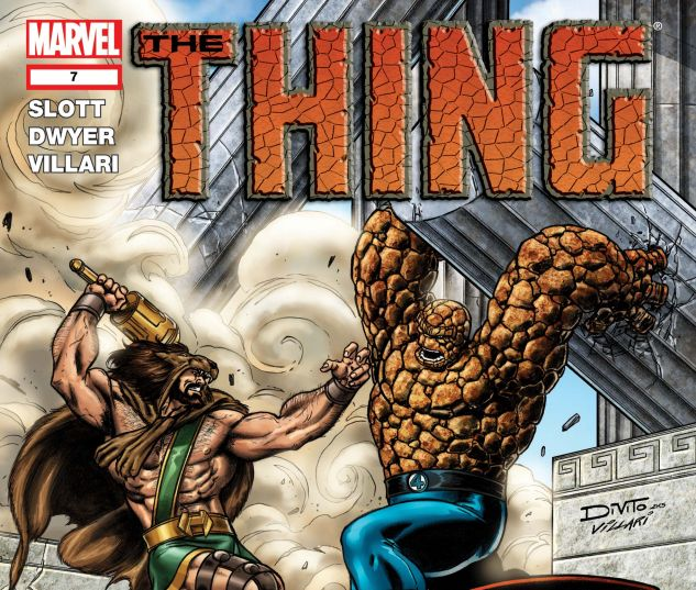 THE THING (2005) #7