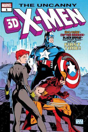 Uncanny X-Men 3D #1