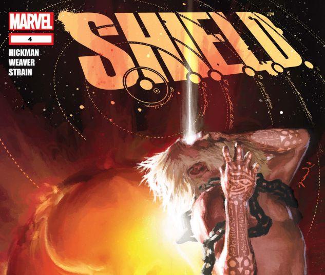 S.H.I.E.L.D. (2010) #4