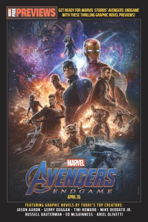 Avengers Start Here Sampler (2019) #1
