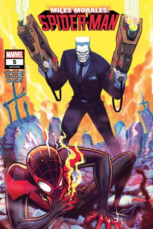 Miles Morales: Spider-Man #5