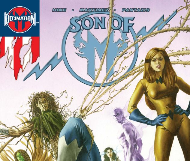 SON OF M (2005) #3