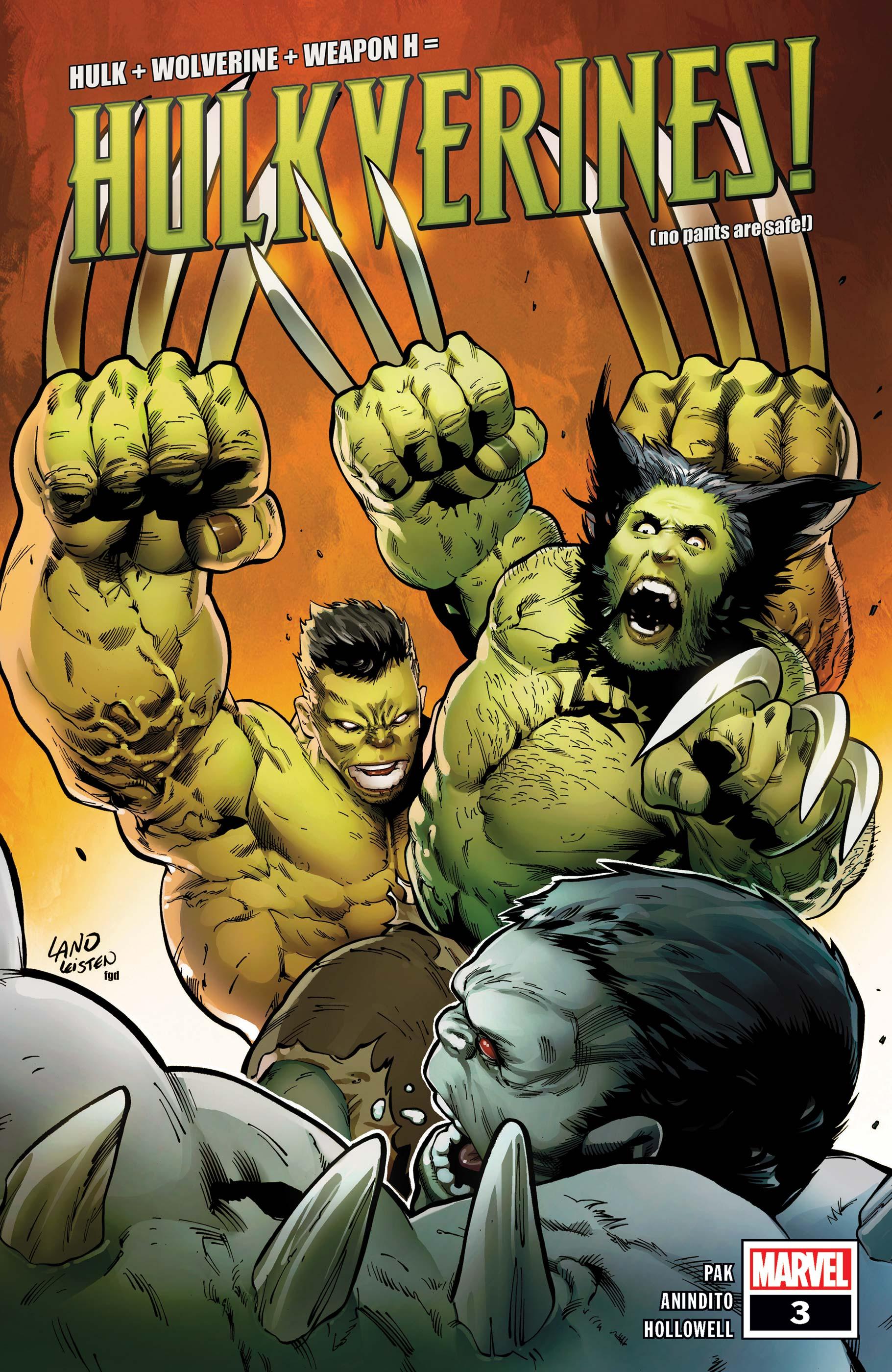 Hulkverines (2019) #3