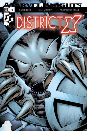 District X #9