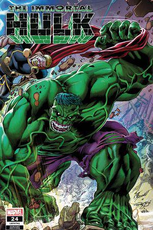 Immortal Hulk #24  (Variant)