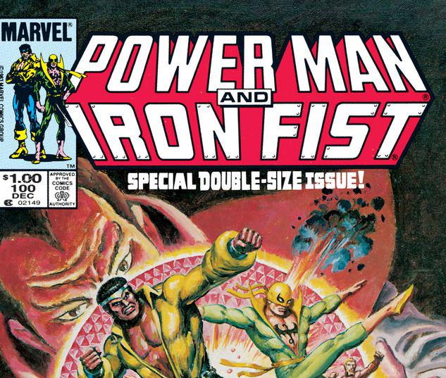 Power Man and Iron Fist #100