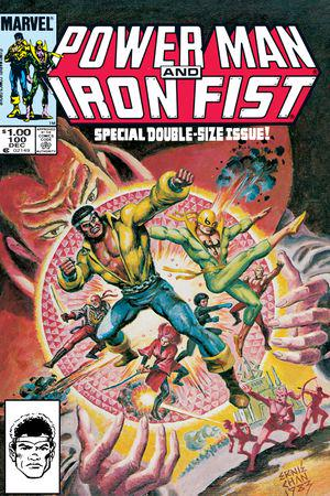 Power Man and Iron Fist (1978) #100