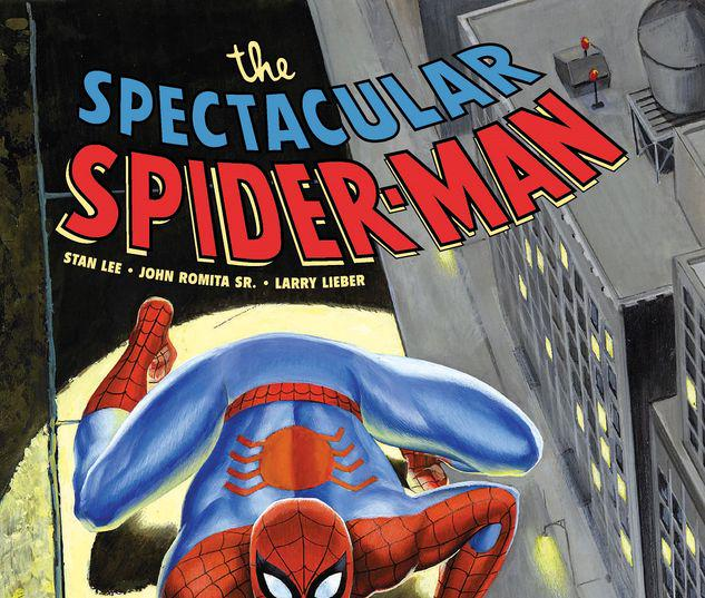 SPECTACULAR SPIDER-MAN: LO, THIS MONSTER TPB #1