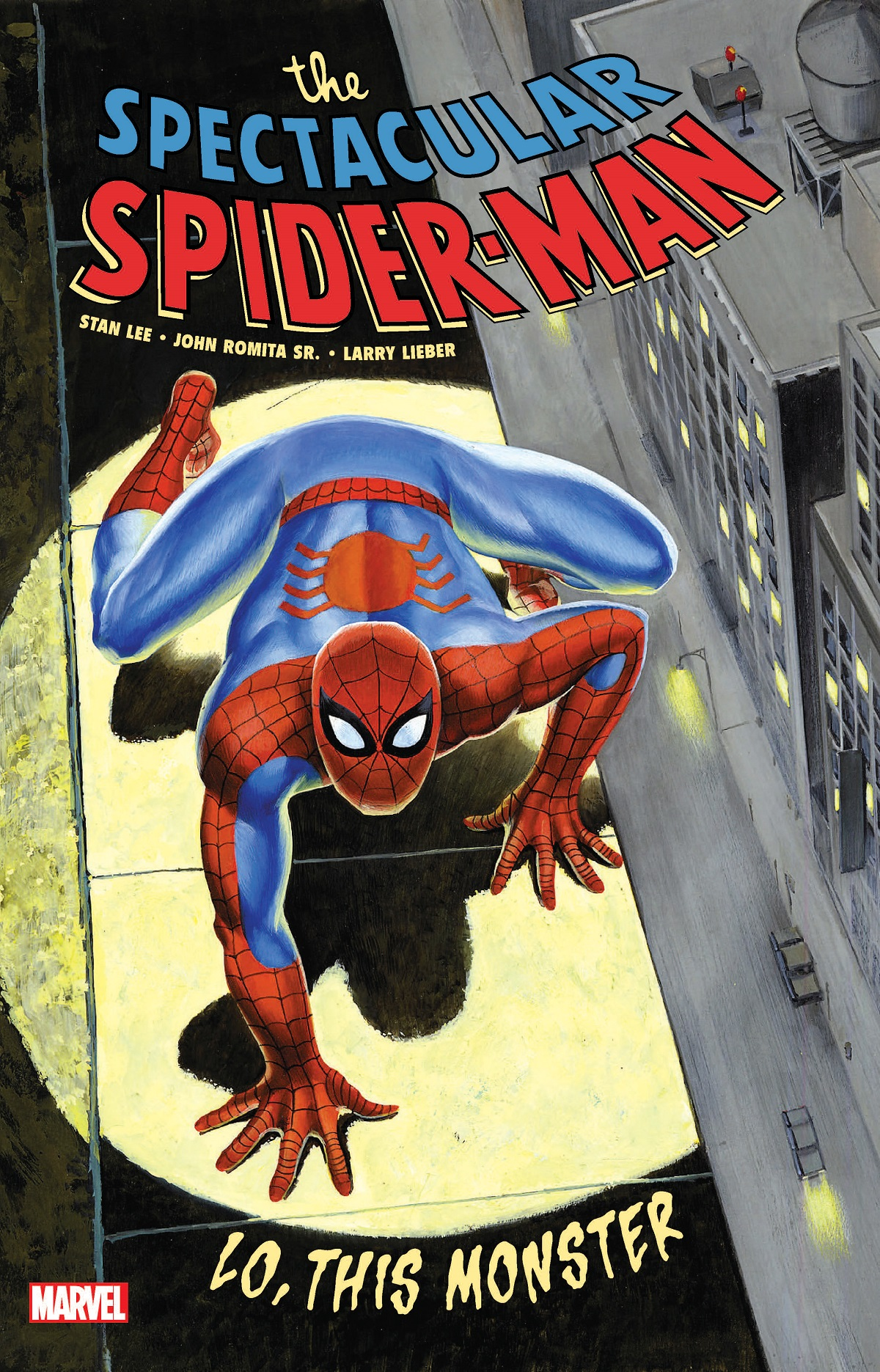 Spectacular Spider-Man: Lo, This Monster (Trade Paperback)