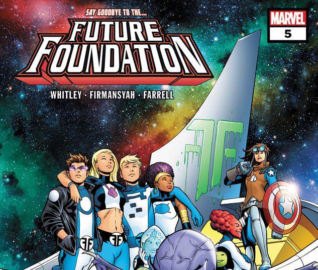 Future Foundation #5
