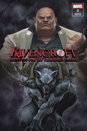 Ravencroft (2020) #2 (Variant)