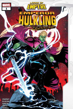 LORDS OF EMPYRE: EMPEROR HULKLING 1 #1
