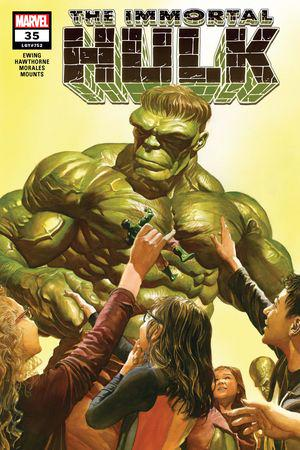 Immortal Hulk (2018) #35