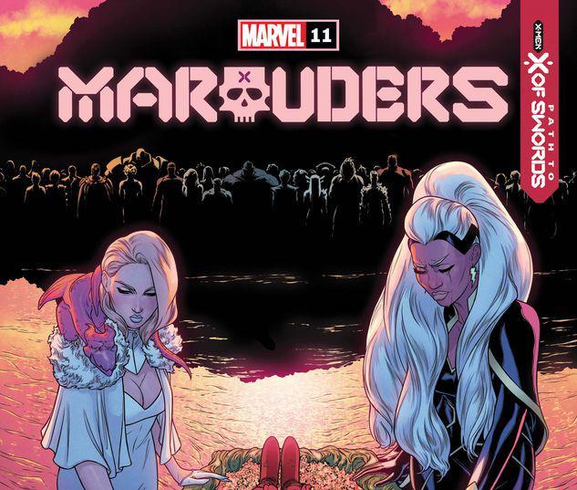 Marauders #11
