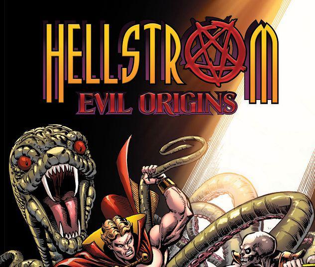 HELLSTROM: EVIL ORIGINS TPB #1