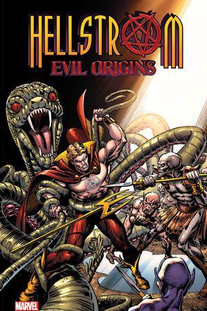 Hellstrom: Evil Origins (Trade Paperback)