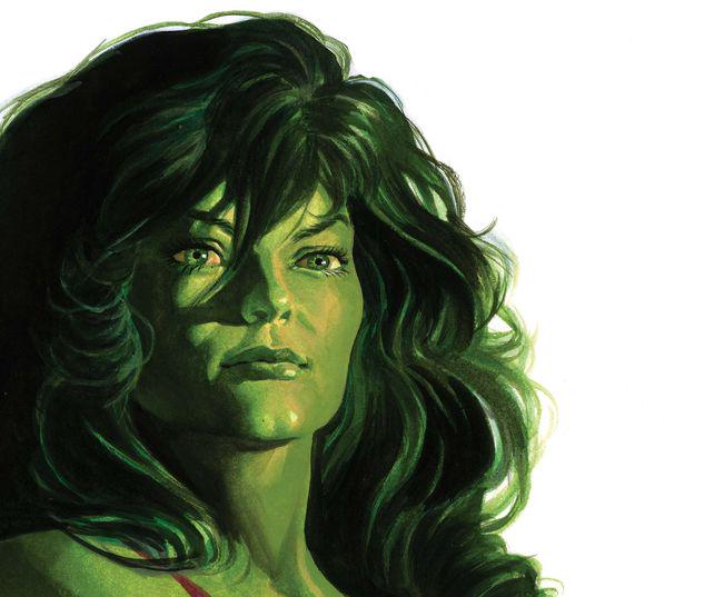 IMMORTAL SHE-HULK 1 ALEX ROSS SHE-HULK TIMELESS VIRGIN VARIANT #1
