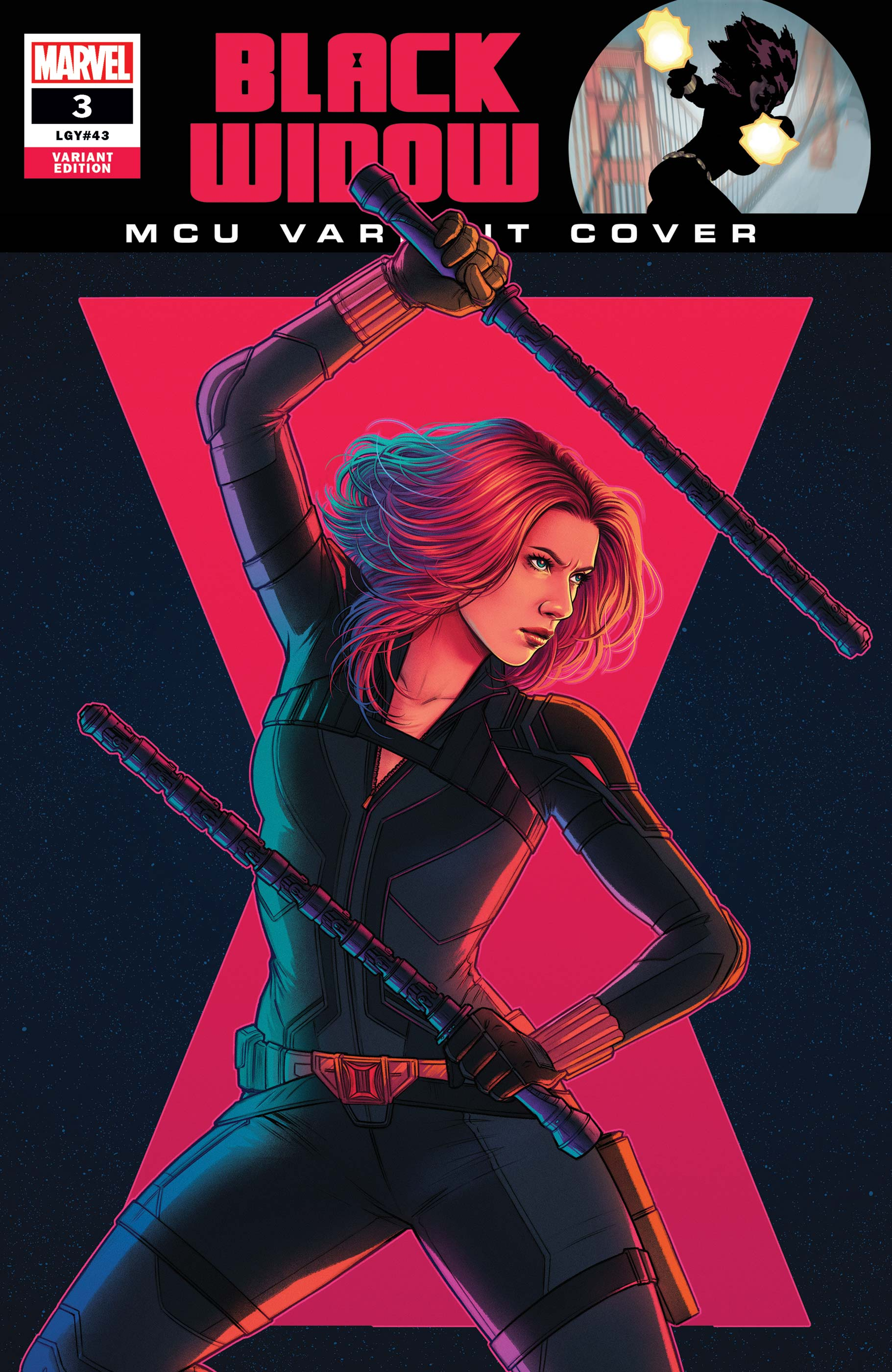Black Widow (2020) #3 (Variant)