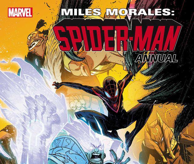 MILES MORALES: SPIDER-MAN ANNUAL 1 #1