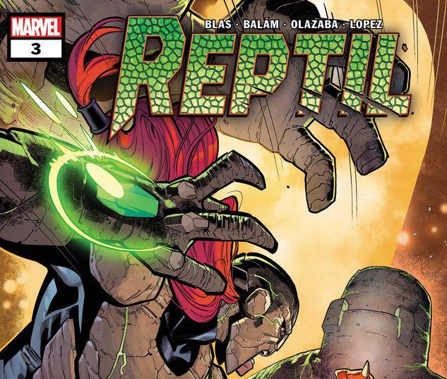 Reptil #3