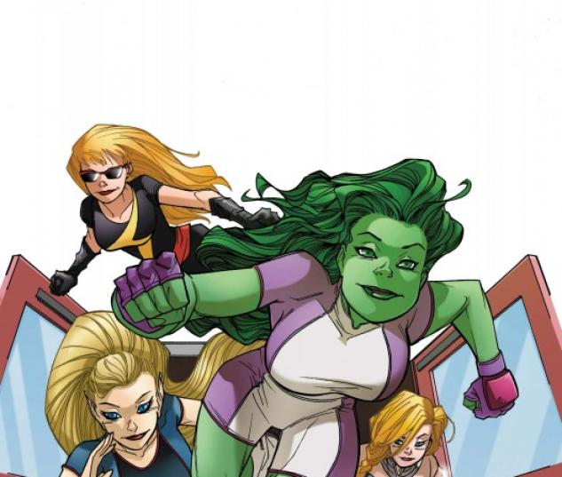 Marvel Her-Oes (2010) #1