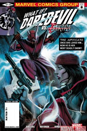 What If? Daredevil Vs. Elektra (2009)