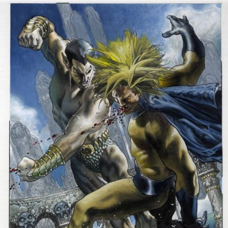 Dark Avengers/Uncanny X-Men: Exodus (2009)