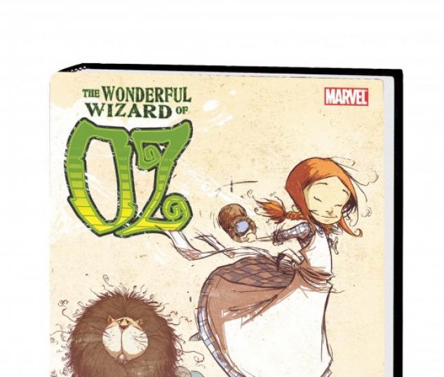 OZ: THE WONDERFUL WIZARD OF OZ HC