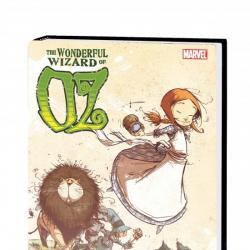 OZ: THE WONDERFUL WIZARD OF OZ HC