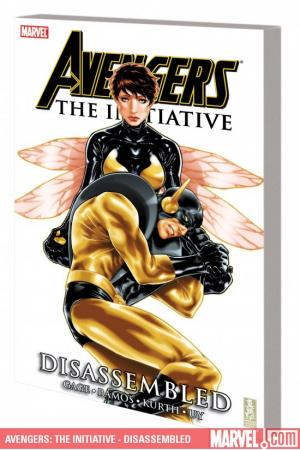 Avengers: The Initiative - Disassembled (Hardcover)