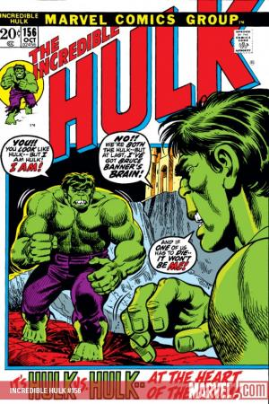 Incredible Hulk (1962) #156