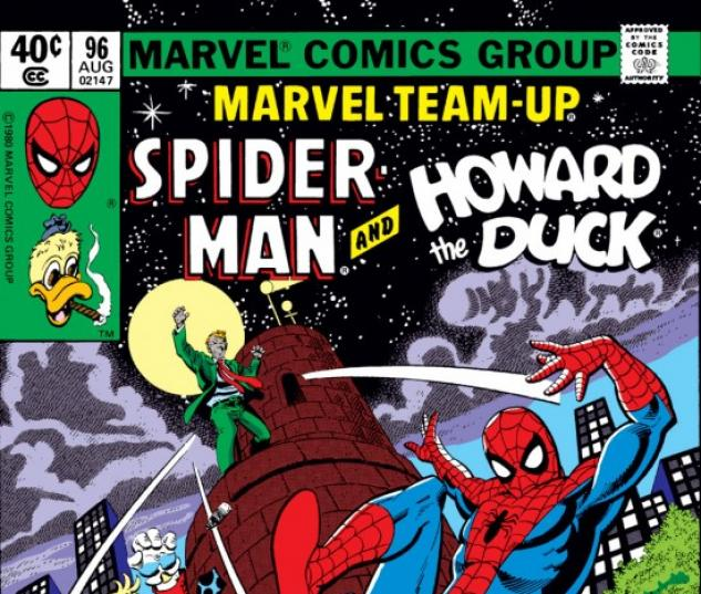 Marvel Team-Up #96