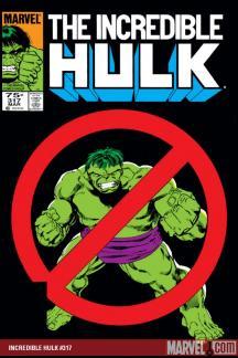 Incredible Hulk #317