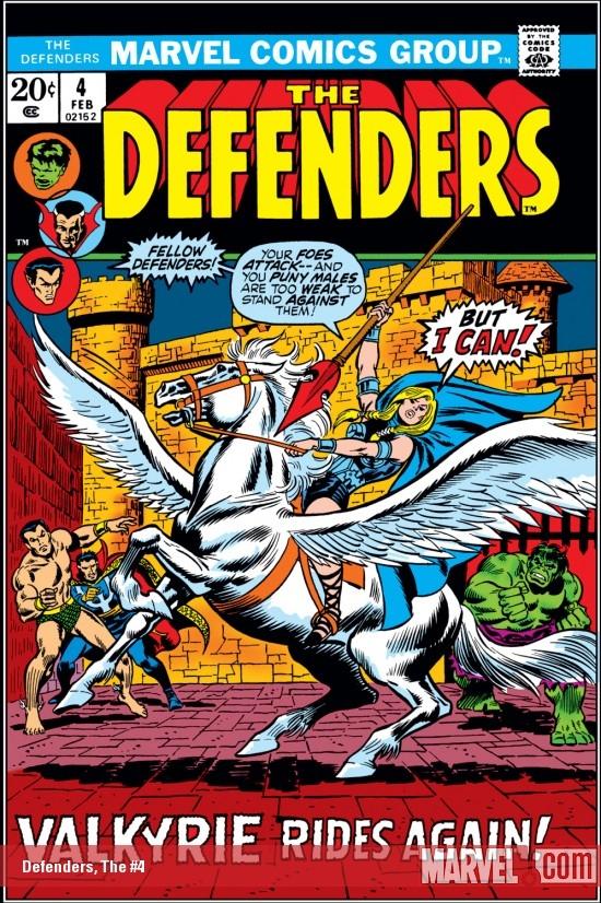 Defenders (1972) #4