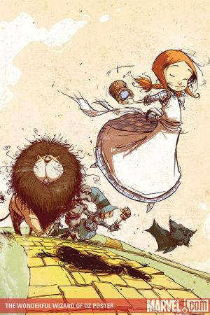 The Wonderful Wizard of Oz Poster (2008) #1