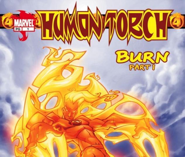 HUMAN TORCH #1