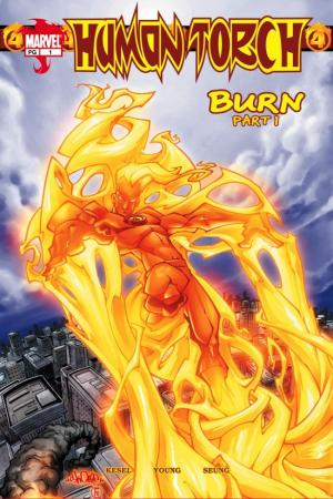 Human Torch Vol. 1: Burn (Digest)